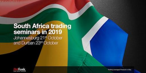 Free HotForex Trading Seminar in Johannesburg