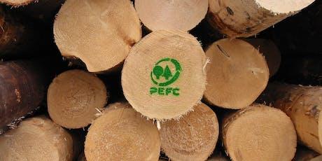 CONVEGNO: Edilizia sostenibile con legno certificato, le sfide degli appalti pubblici e delle richieste del mercato tickets
