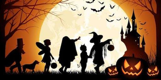 Crosspoint Halloween Party