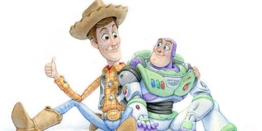 SOLD OUT - Toy Story Party with BUZZ