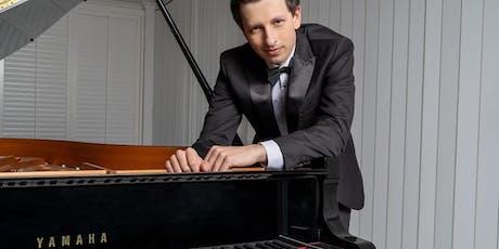 Recital by award-winning Polish pianist Lukasz Krupinski tickets