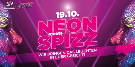 NEON meets SPIZZ w/ DJ CAT Tickets
