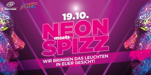 NEON meets SPIZZ w/ DJ CAT