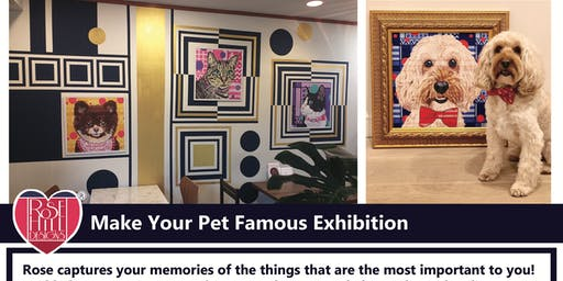Make Your Pet Famous Event