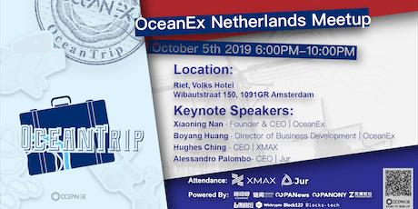 OceanTrip- OceanEx Netherlands Meetup tickets