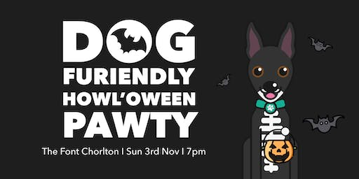 Howl'oween Pawty For Dogs - Manchester