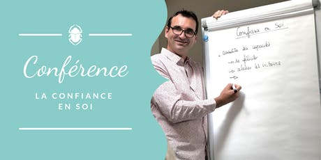 Conférence: La Confiance en soi billets