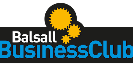 Balsall Business Club October 2019 tickets