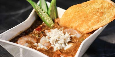 Classic Homemade Gumbo - Cooking Class