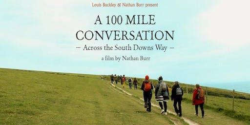 "Grassroots Presents: ""A 100 Mile Conversation"" - Screening & Panel Talk"