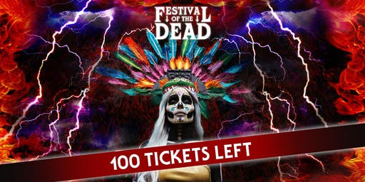 Festival of The Dead: Manchester
