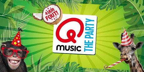 Qmusic the Party - 4uur FOUT! in Ellecom (Gelderland) 28-03-2020 tickets