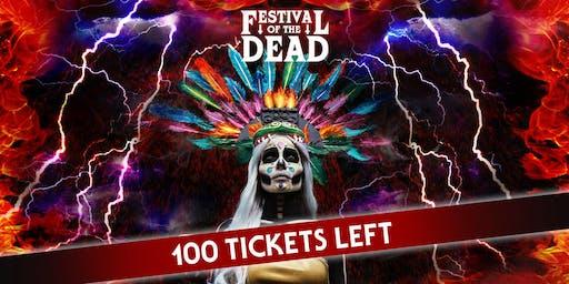 Festival of The Dead: Leeds