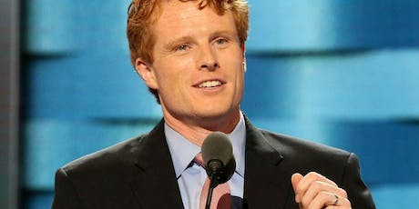 A Conversation with Congressman Joe Kennedy III tickets