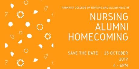 Parkway College Nursing Alumni Homecoming tickets