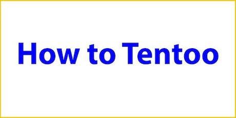 Infosessie - How to Tentoo - Antwerpen tickets