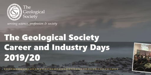 The Geological Society Careers and Industry Days 2019 - Edinburgh