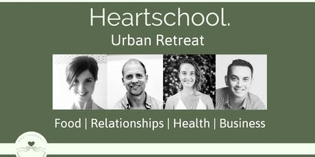 Heartschool Urban Retreat  tickets