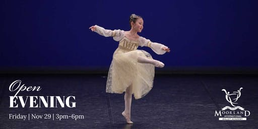 Moorland International Ballet Academy Open Day