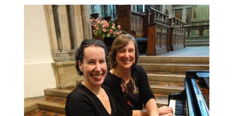 Free Lunchtime Classical Concert - Piano Duet tickets