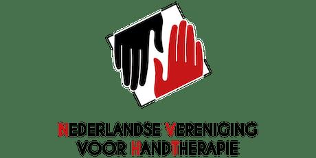Najaarssymposium 2019 | Nederlandse Vereniging voor HandTherapie tickets