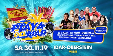 Playa del Mar - Die Mallorcaparty in Idar-Oberstein Tickets