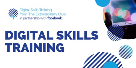 Digital Skills Training: Innovation and Web Presence tickets