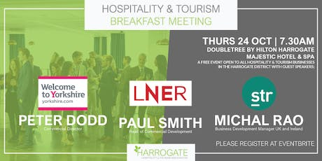 Hospitality & Tourism Breakfast Meeting tickets