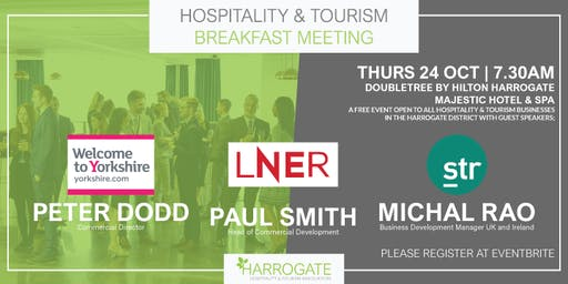 Hospitality & Tourism Breakfast Meeting