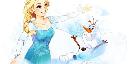 SOLD OUT - Frozen Party with Elsa & Olaf at Dockyard Social
