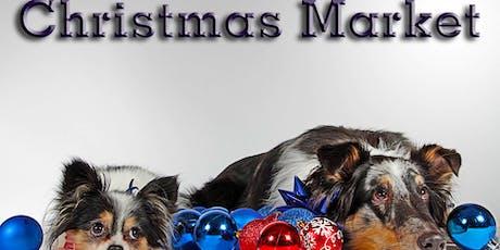 Doggy Christmas Market tickets