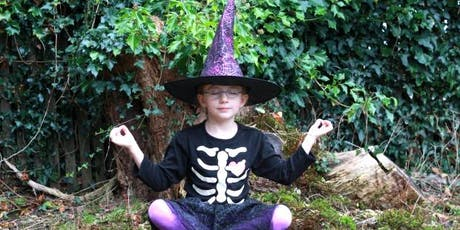 Kids & Parents Halloween Mindfulness Fun tickets
