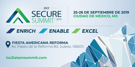 (ISC)² Secure Summit LATAM 2019
