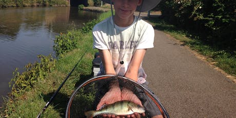Free Let's Fish! Market Harborough - Learn to Fish Sessions tickets