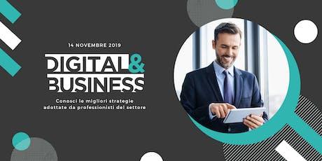 Digital&Business - Migliora i risultati ottenuti dal web biglietti