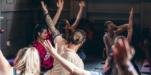 Richie Norton - Mind Body Movement Workshop No.2 - The Cotswolds