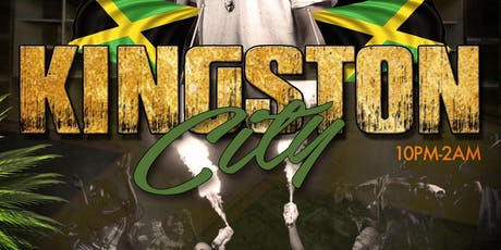 Kingston City - Reggae/Dancehall Party tickets