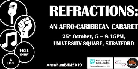 Refractions: An Afro-Caribbean Cabaret  tickets