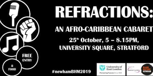Refractions: An Afro-Caribbean Cabaret