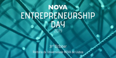 NOVA Entrepreneurship Day - 31st October bilhetes