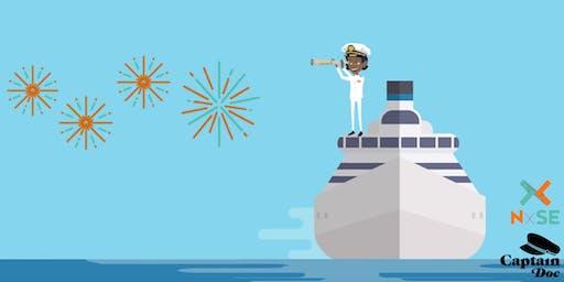 Captain Doc fête ses 3 ans au NxSE ! Embarquez avec nous !