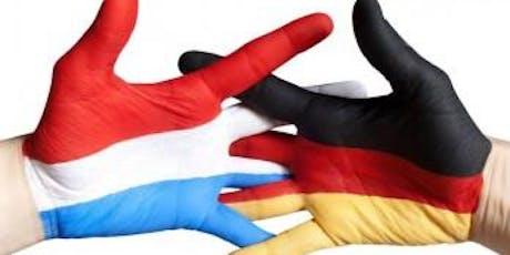 Sprong over de grens naar Duitsland tickets