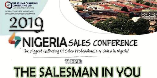 nigeria sales conference 2019