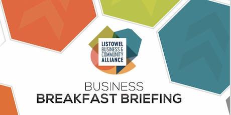 Digital Marketing Breakfast Briefing tickets