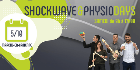 SHOCKWAVE & PHYSIO DAYS - MARCHE - Journée porte-ouverte  billets