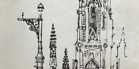 Architectural sketching workshop 1-3pm tickets