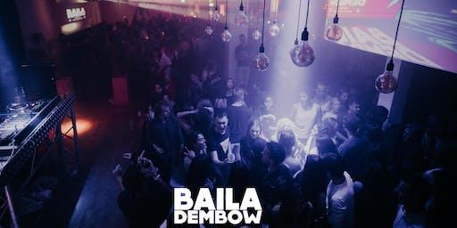 Baila Dembow | Latin - Utrecht