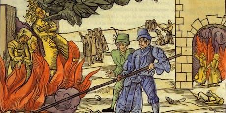 FREE TOUR ESPECIAL HALLOWEEN: Inquisición Española en Madrid entradas