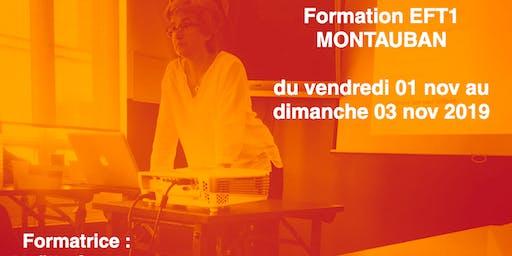FORMATION EFT1 Montauban novembre 2019