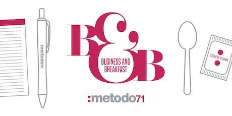 Metodo71 B&B - Business and Breakfast biglietti